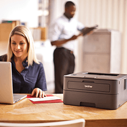 brother home office and small office printer image